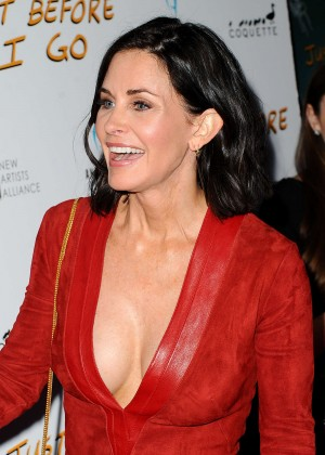 Courteney Cox - 'Just Before I Go' Premiere in Hollywood