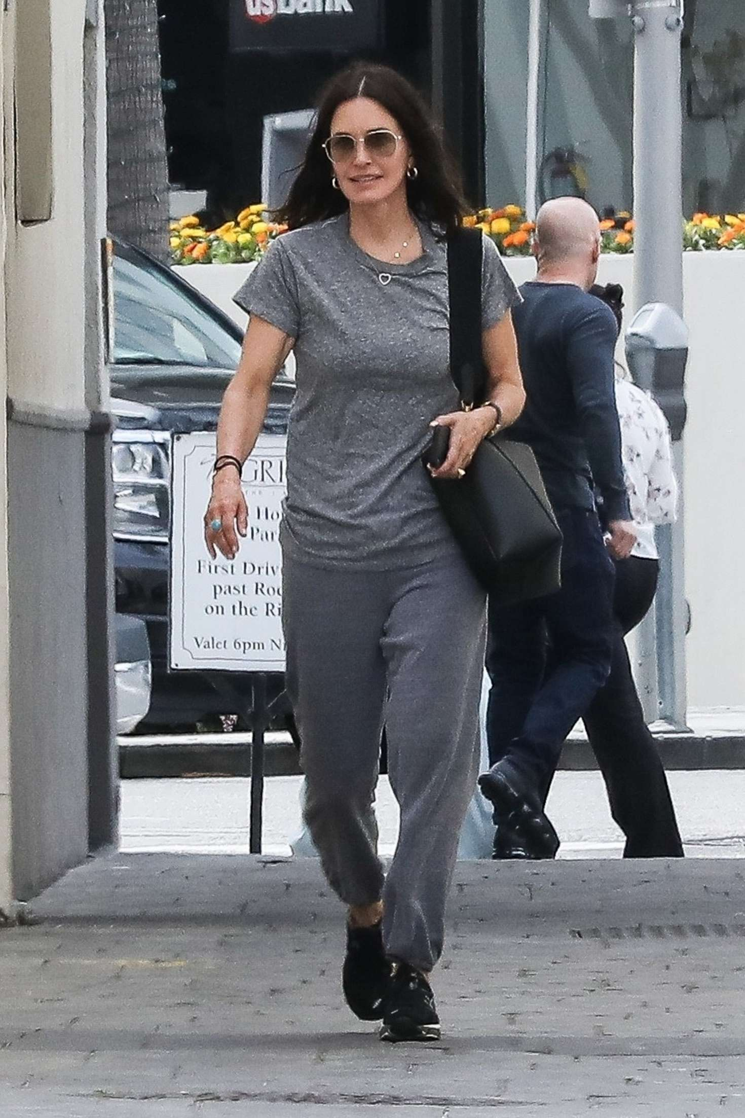 Courteney Cox - Out and about in Beverly Hills