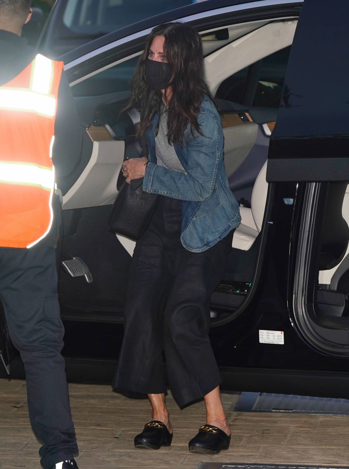 Courteney Cox 2020 : Courteney Cox – Out for dinner at Nobu in Malibu-01