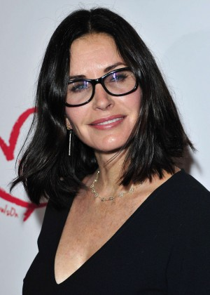 Courteney Cox - Revlon's Celebration of Achievements in Cancer Research in LA