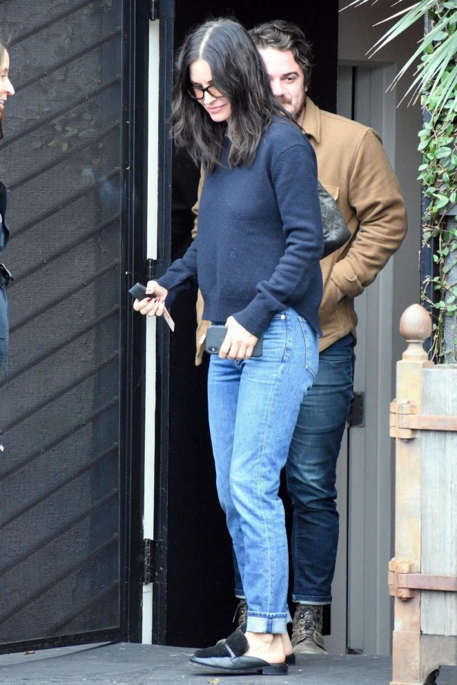 Courteney Cox: Shopping for furniture in West Hollywood -07