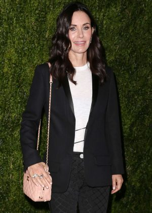 Courteney Cox - Through Her Lens The Tribeca Chanel Women's Filmmaker Program Celebration in NY