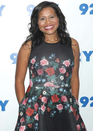 Courtney A. Kemp - Visits 92Y in New York