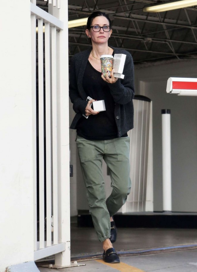 Courtney Cox Out in West Hollywood -10
