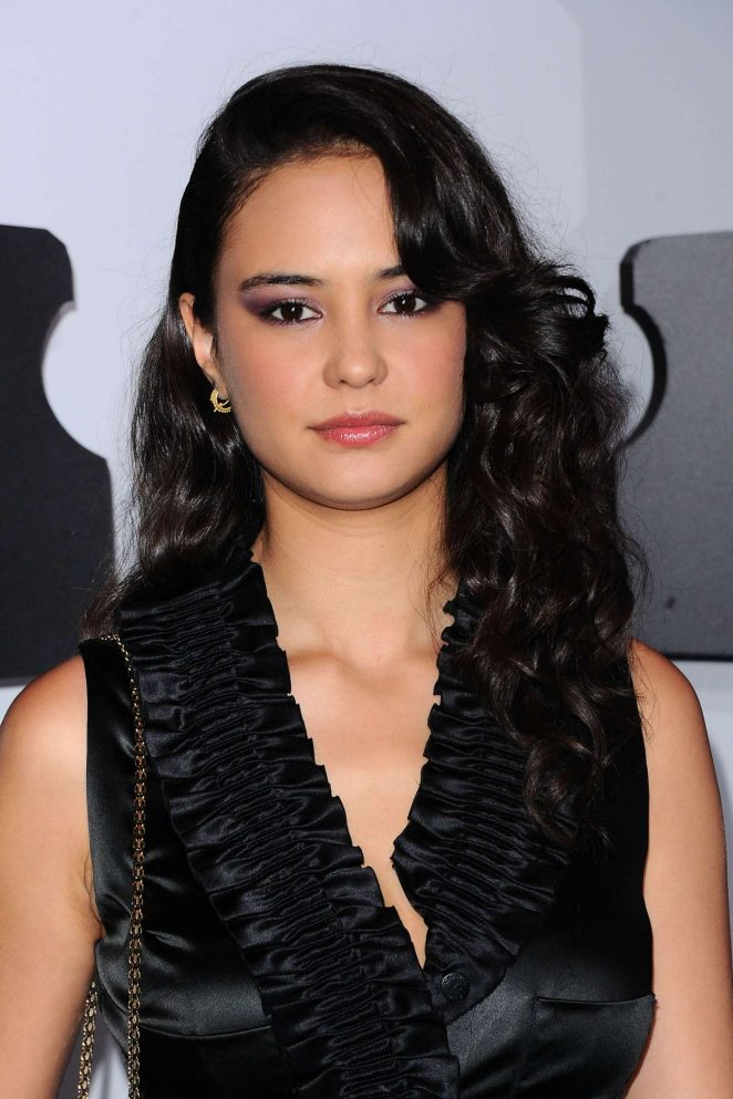 Courtney Eaton - Chanel celebrates the launch of 'No.5 L'eau' in Los Angeles