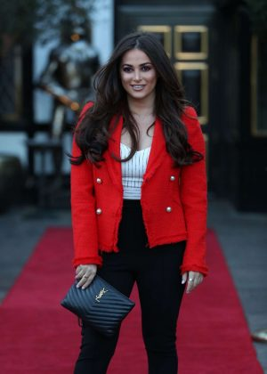 Courtney Green - 'The Only Way Is Essex' Premiere in Chigwell