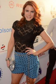 Courtney Hope - 9th Annual Variety Charity Poker and Casino Night in Hollywood