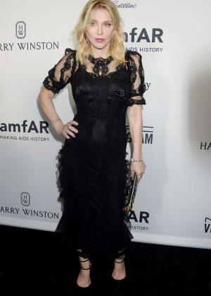 Courtney Love - 2016 amfAR Inspiration Gala in Los Angeles