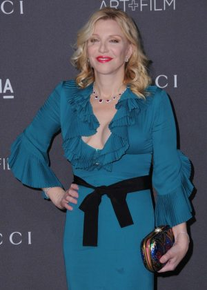 Courtney Love - 2016 LACMA Art and Film Gala in Los Angeles