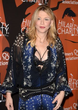 Courtney Love - 5th Annual Hilarity for Charity Variety Show in Hollywood