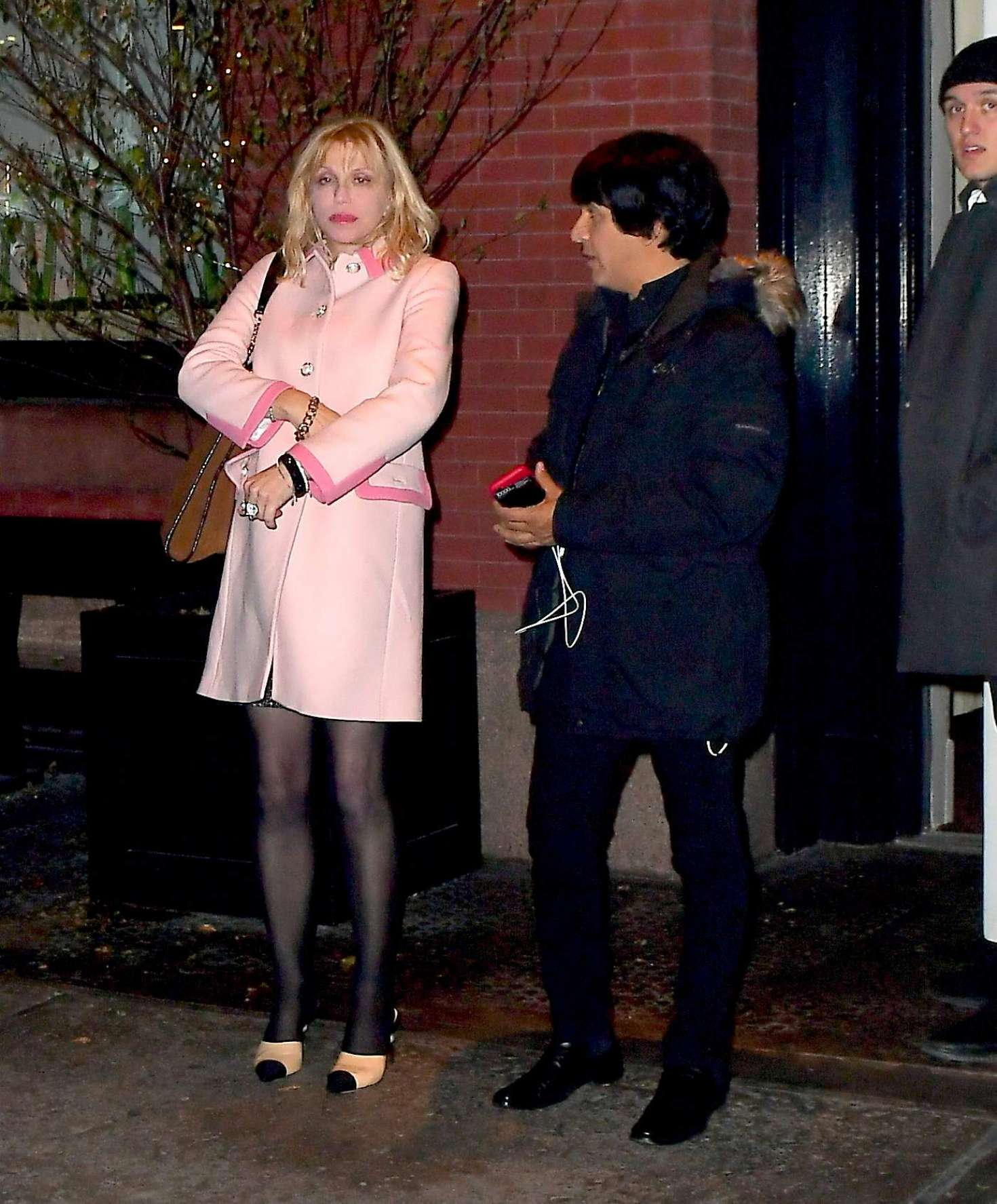 Courtney Love 2018 : Courtney Love: Arrives at the Mercer Kitchen -01