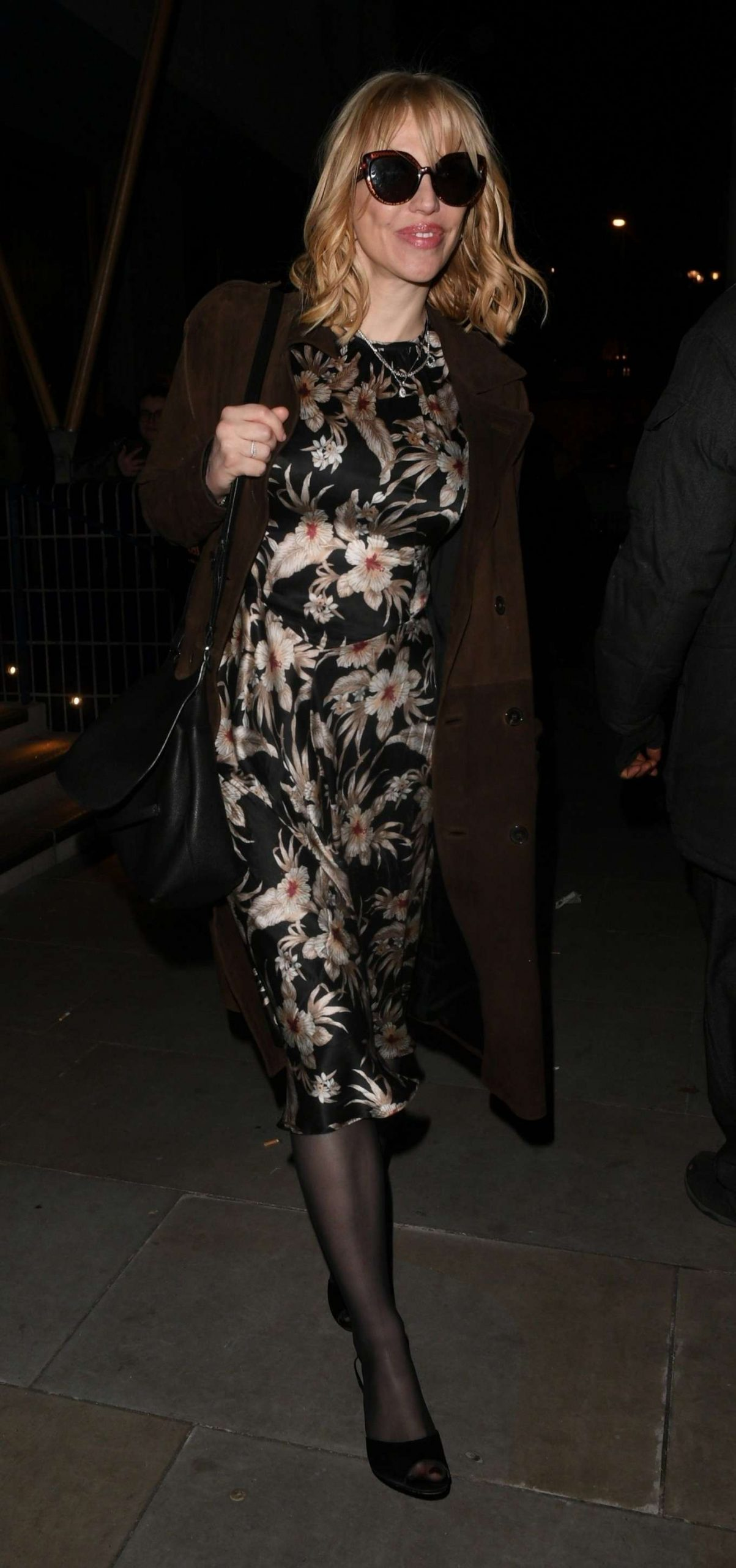 Courtney Love 2020 : Courtney Love attend the Love Magazine party in London-01