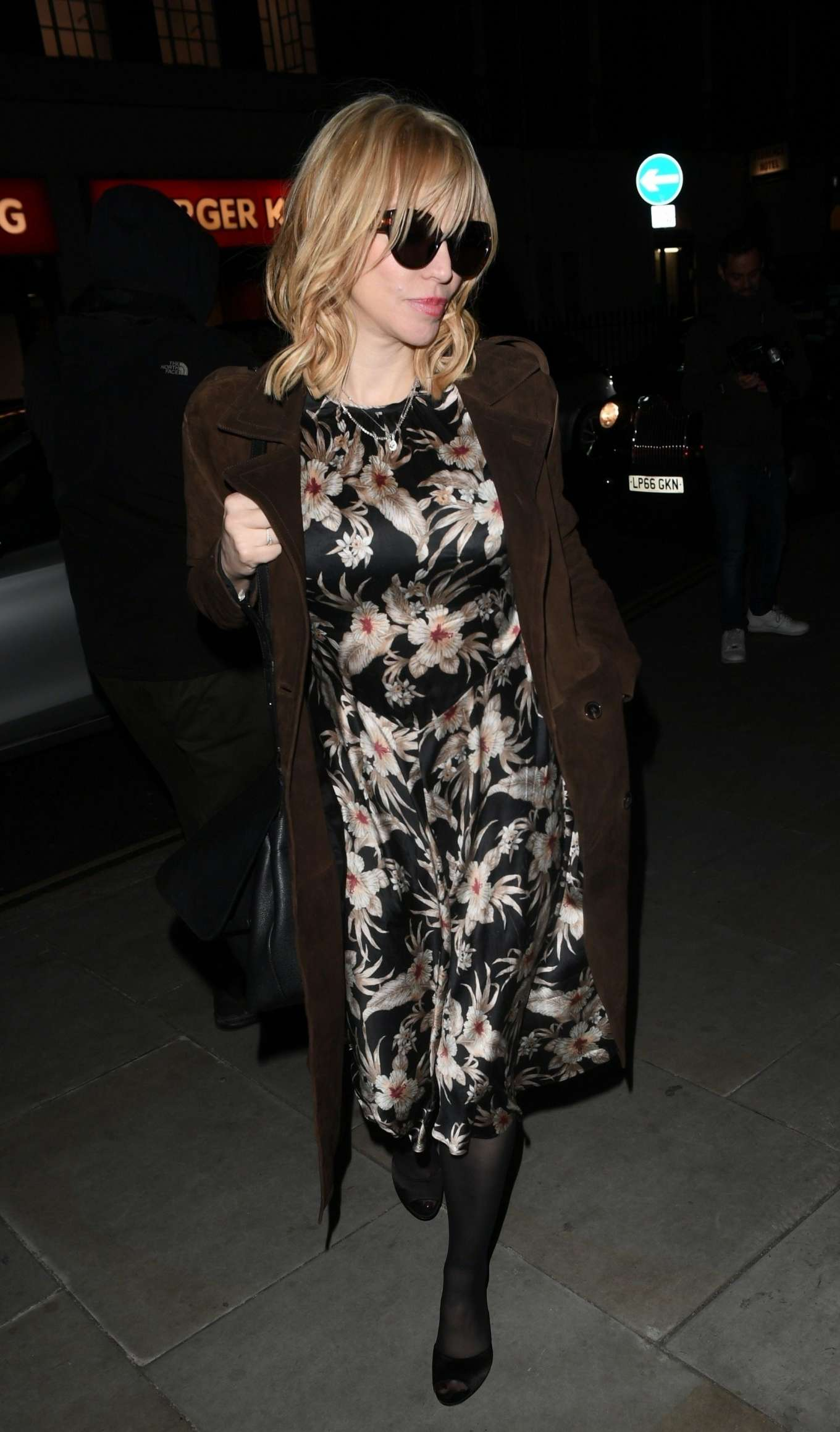 Courtney Love 2020 : Courtney Love attend the Love Magazine party in London-02
