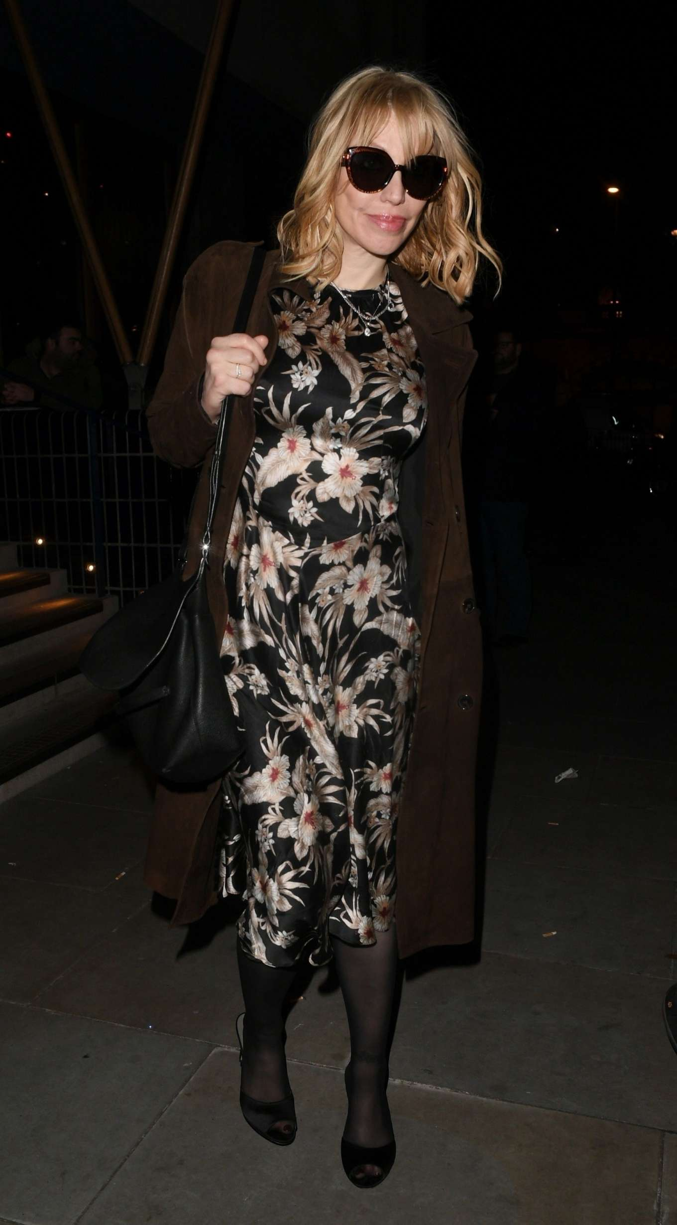 Courtney Love 2020 : Courtney Love attend the Love Magazine party in London-05