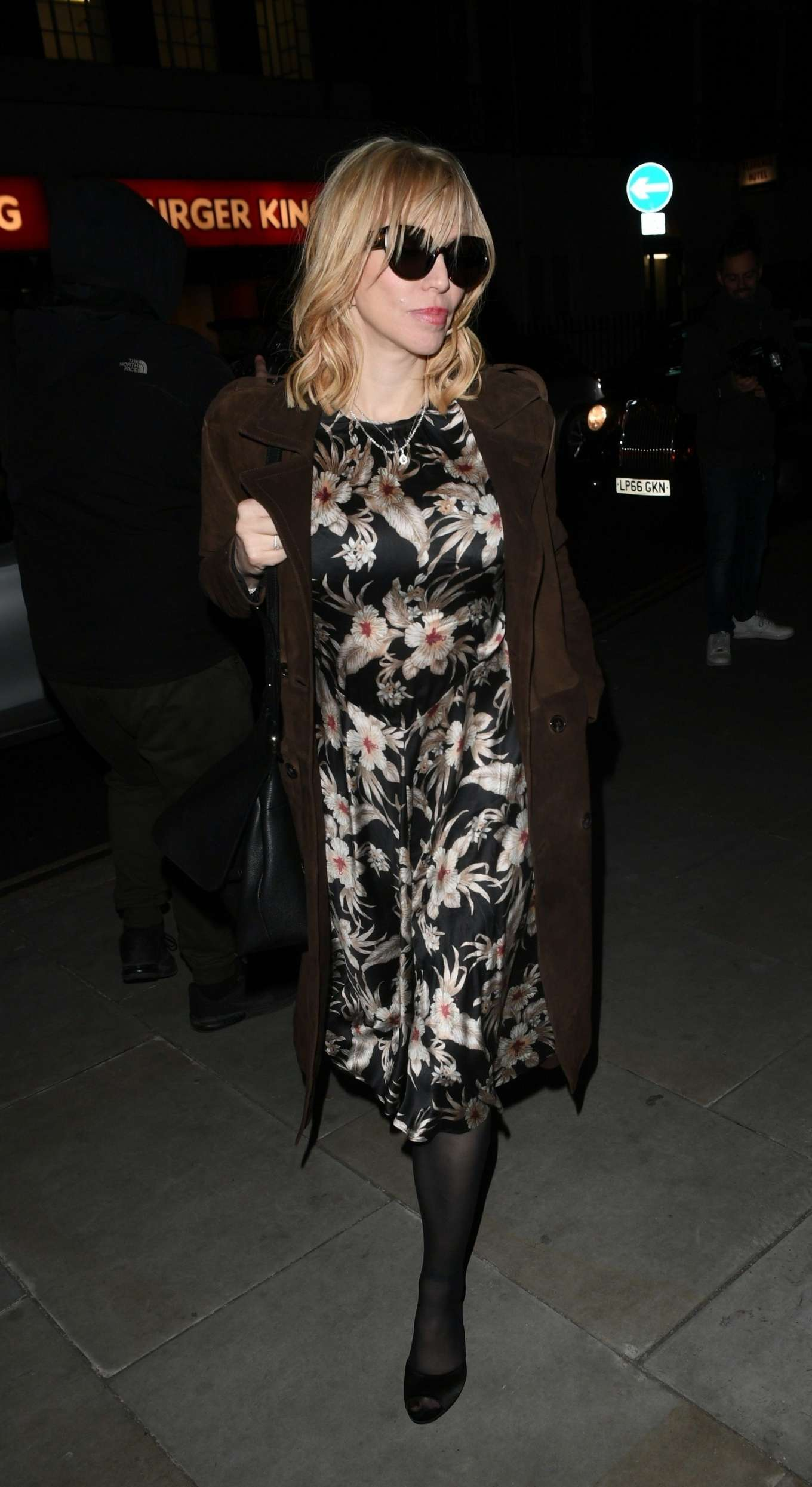 Courtney Love 2020 : Courtney Love attend the Love Magazine party in London-06
