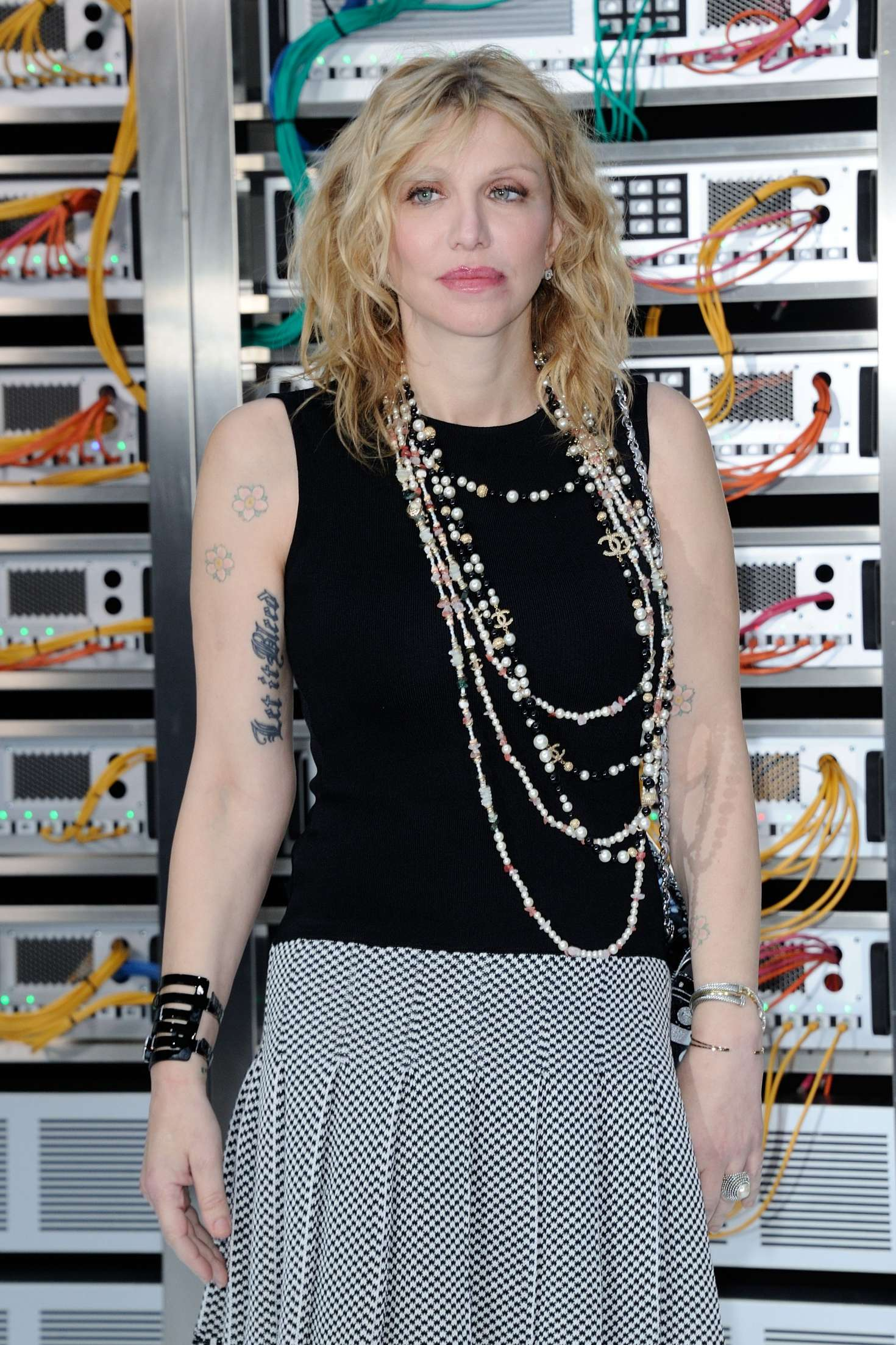 Courtney Love s bizarre style blog Music The Guardian 19