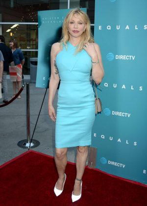 Courtney Love - 'Equals' Premiere in Los Angeles