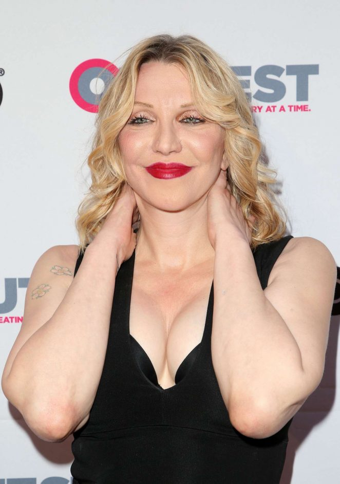 Courtney Love: Freak Show Screening -02
