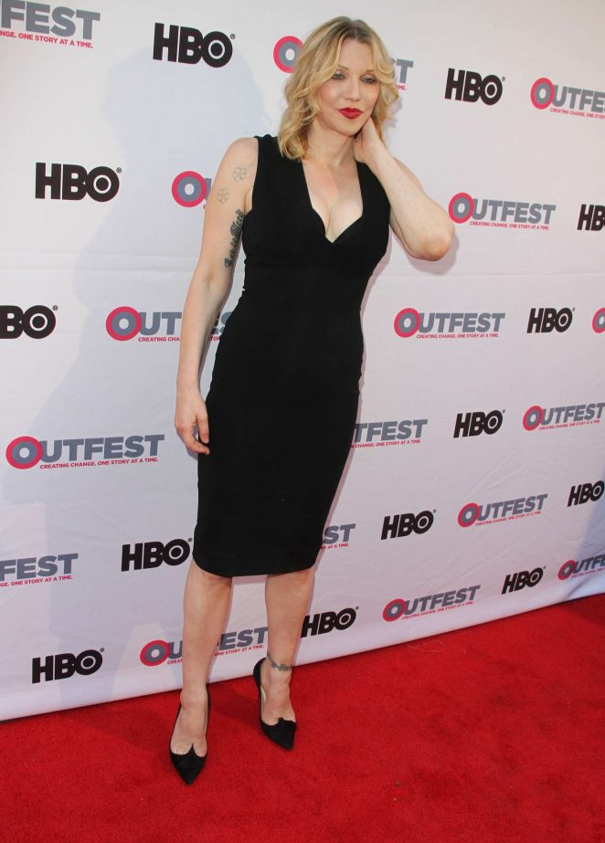 Courtney Love: Freak Show Screening -17