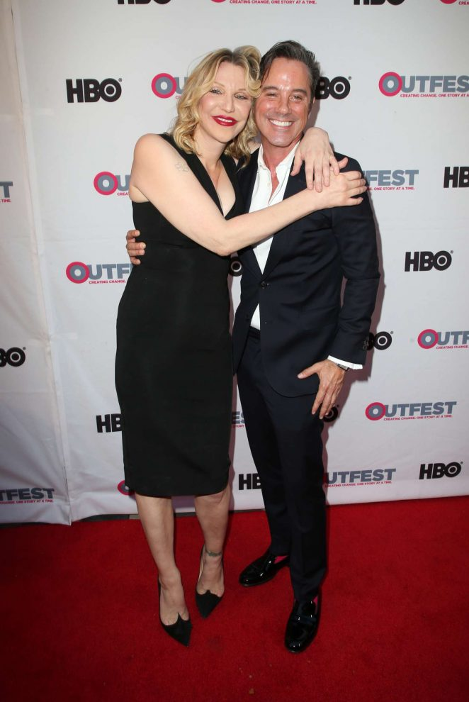 Courtney Love: Freak Show Screening -22