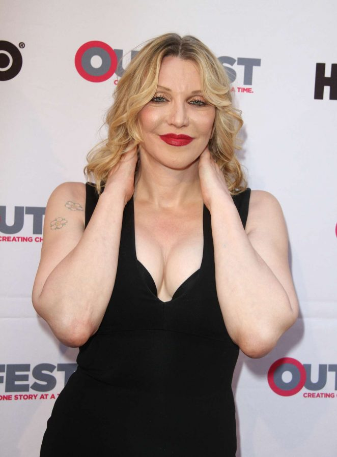 Courtney Love: Freak Show Screening -25