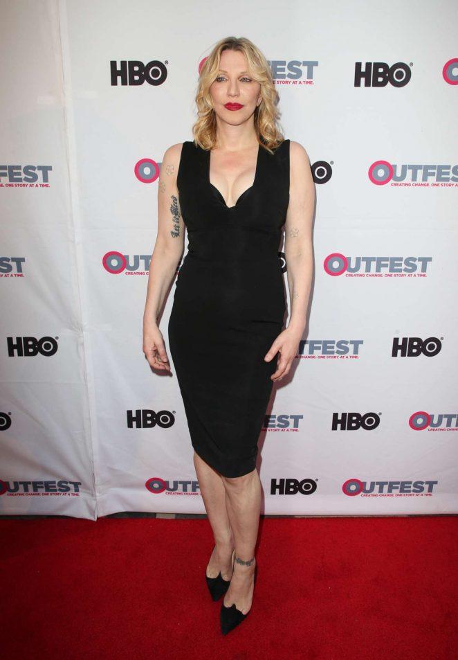 Courtney Love: Freak Show Screening -26