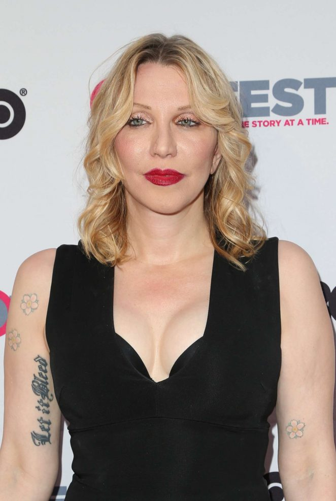 Courtney Love: Freak Show Screening -28