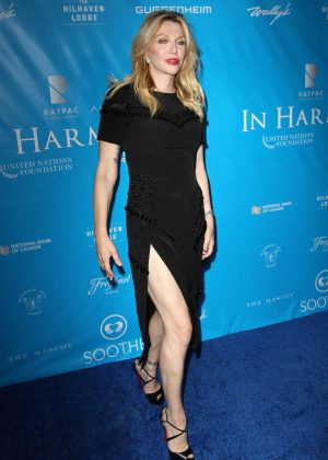 Courtney Love - Special Event For UN Secretary-General Ban Ki-moon in Los Angeles