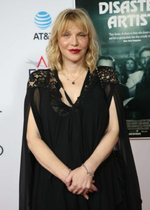 Courtney Love - 'The Disaster Artist' Centerpiece Gala at 2017 AFI Fest in LA