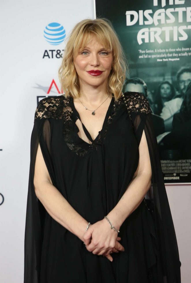 Courtney Love – 'The Disaster Artist' Centerpiece Gala at 2017 AFI Fest in LA