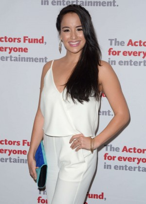 Courtney Reed - The Actors Fund 2016 Gala in New York