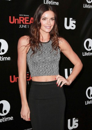 Courtney Robertson - Lifetime and Us Weekly's Premiere Party for UnReal in Beverly Hills