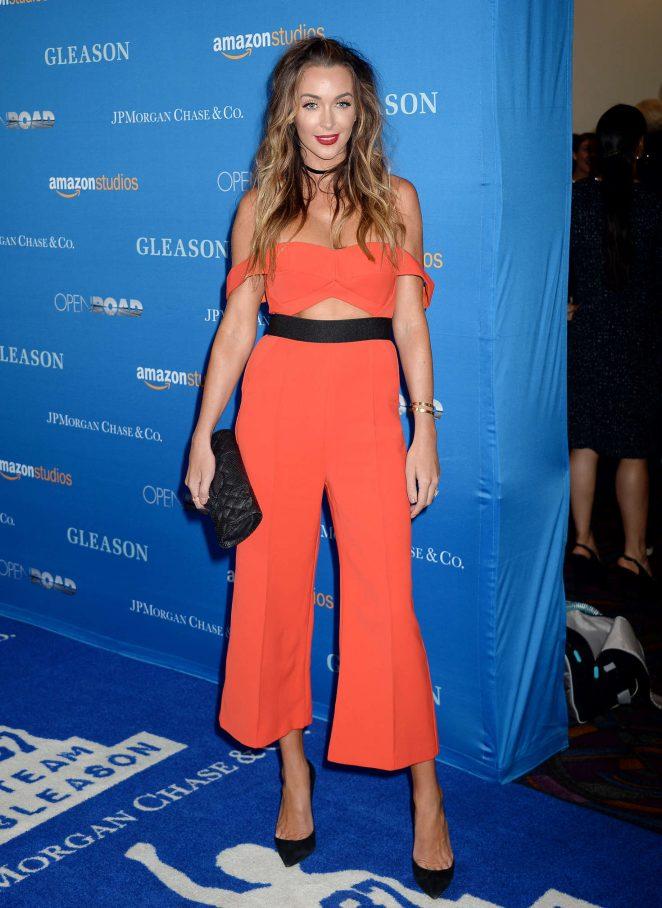 Courtney Sixx – 'Gleason' Premiere in Los Angeles