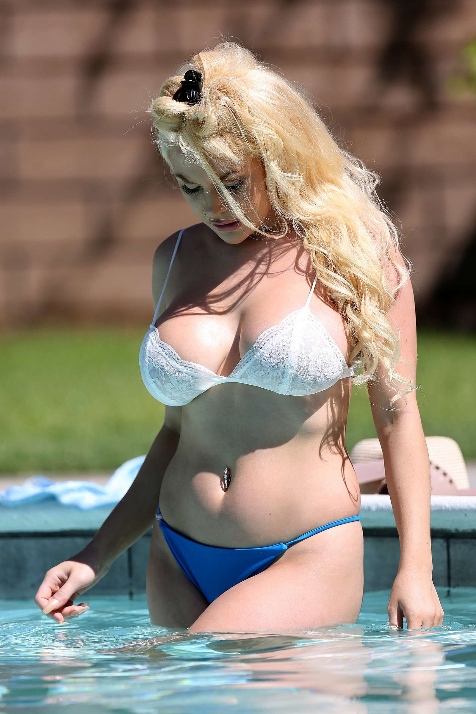 Courtney Stodden In Bikini 2018 01 Gotceleb