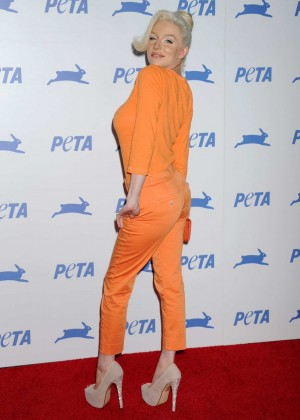 Courtney Stodden - PETA's 2015 Party in Los Angeles