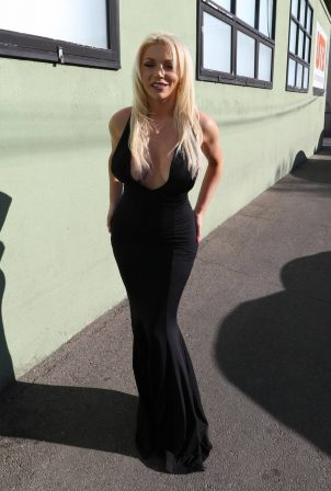 Courtney Stodden - Pictured at the Hollywood Museum in Hollywood