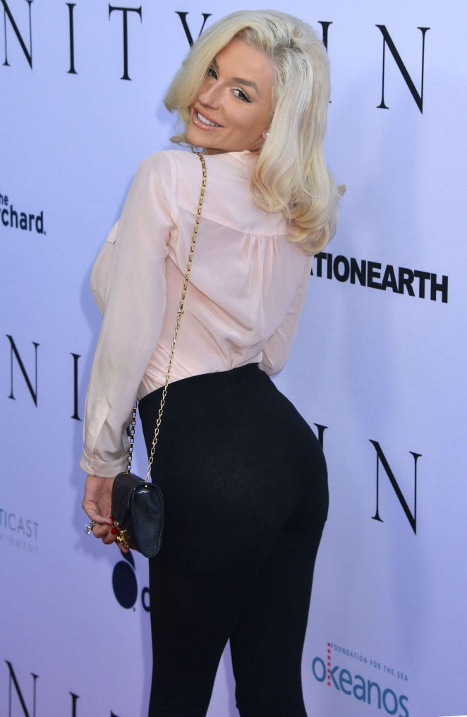 Courtney Stodden - 'Unity' Premiere in LA
