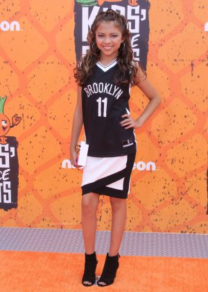 Cree Cicchino - 2016 Nickelodeon's Kids' Choice Sports Awards in Westwood