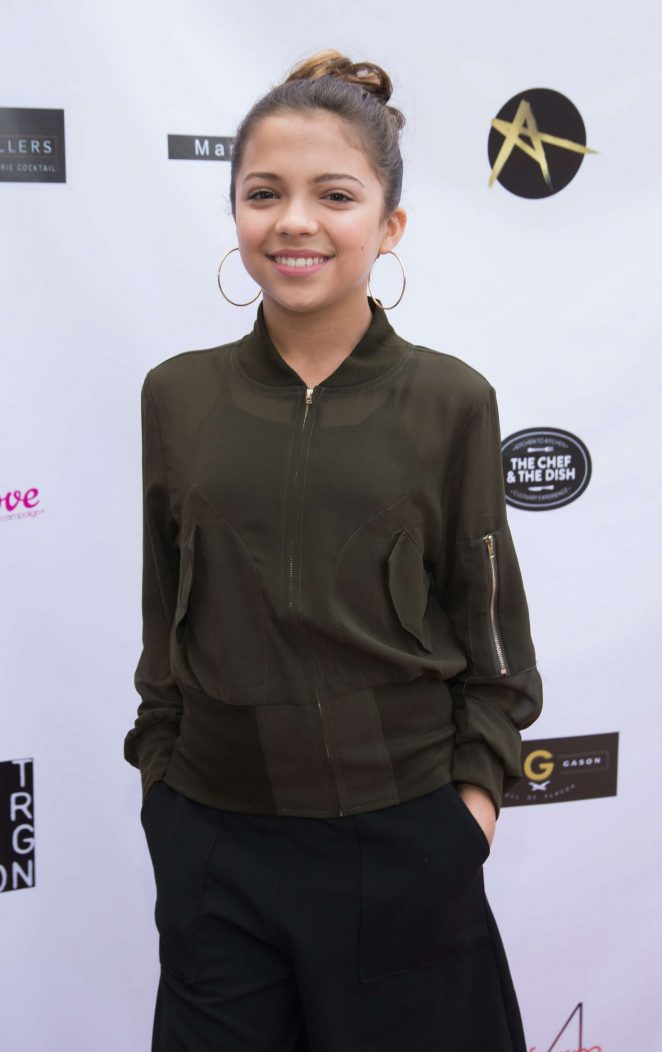 Cree Cicchino - Breaking The Chains Foundation and Glitter Magazine First Annual Fall Reception in LA