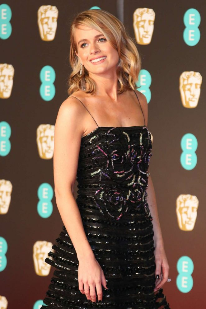Cressida Bonas - 2018 BAFTA Awards in London