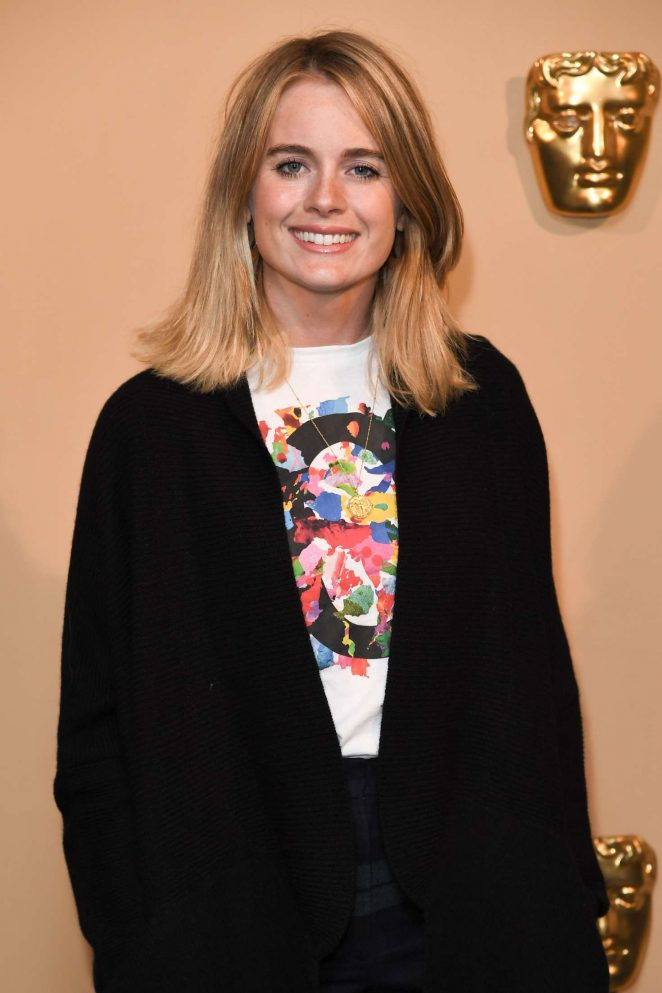Cressida Bonas - BAFTA Breakthrough Brits in London