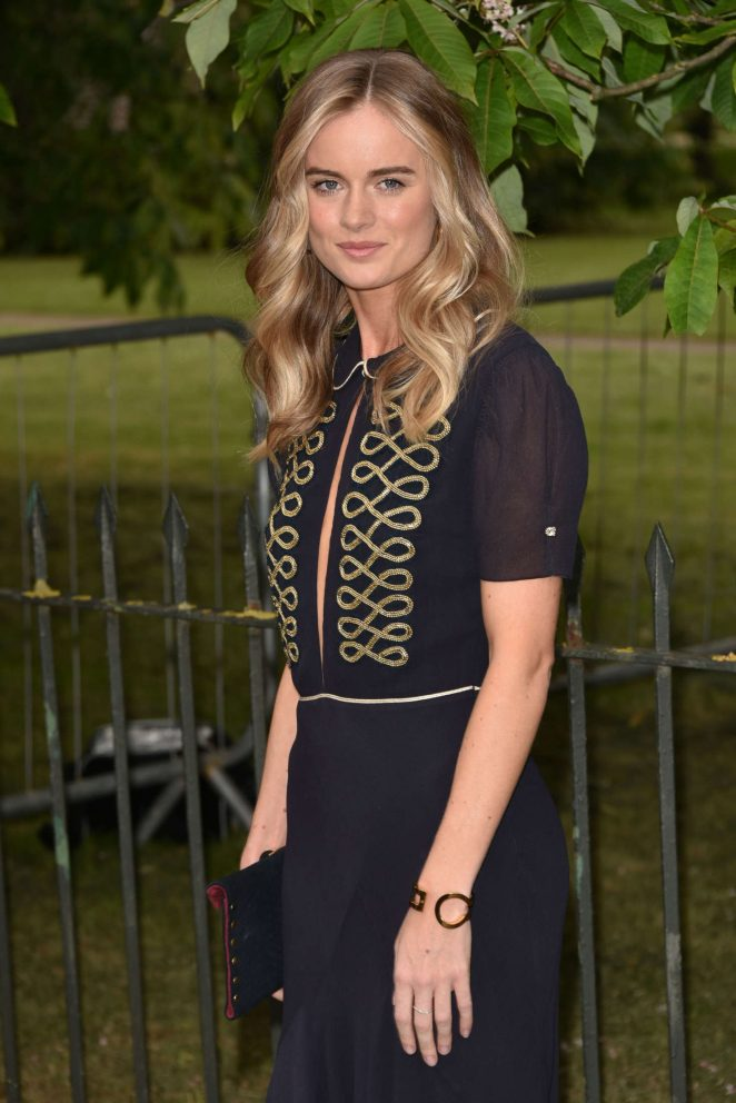 Cressida Bonas - The Serpentine Summer Party 2016 in London