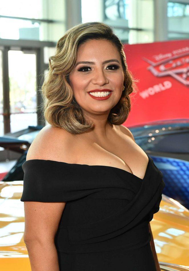Cristela Alonzo - Disney and Pixars Cars 3 Premiere -17