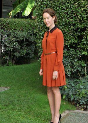 Cristiana Capotondi - 'I am here' Photocall in Rome