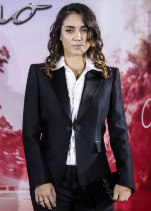 Cristiana Dell'Anna - Ferrari Portofino Launch Event in Rome