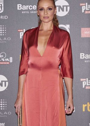 Cristina Castaño – Platino 2017 Awards in Madrid
