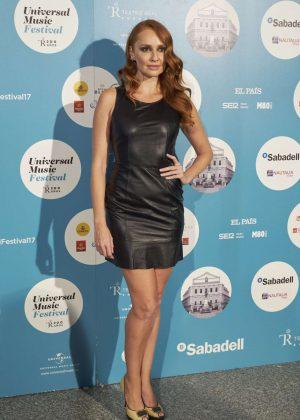 Cristina Castano - Universal Music Festival 2017 in Madrid