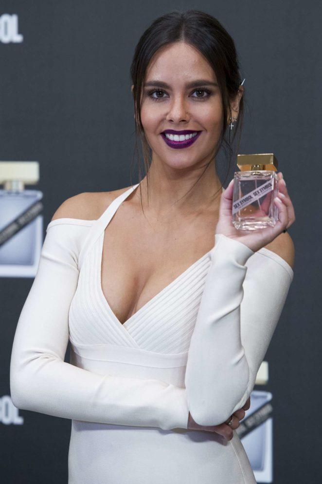 Cristina Pedroche - 'Sex Symbol' Fragrance Photocall in Madrid