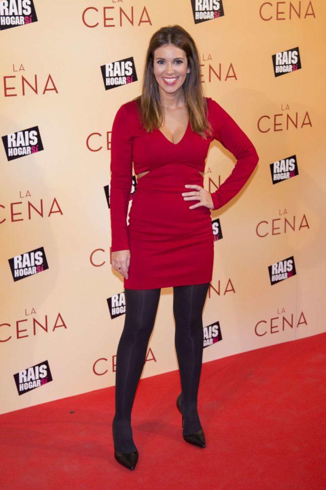 Cristina Plaza - 'The Dinner' Premiere in Madrid