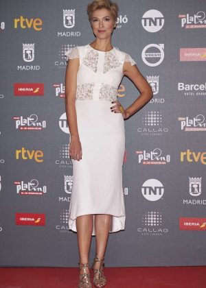 Cristina Urgel – Platino Awards 2017 in Madrid